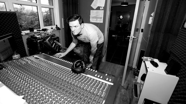 Studios image showing roddymacaudio studio.